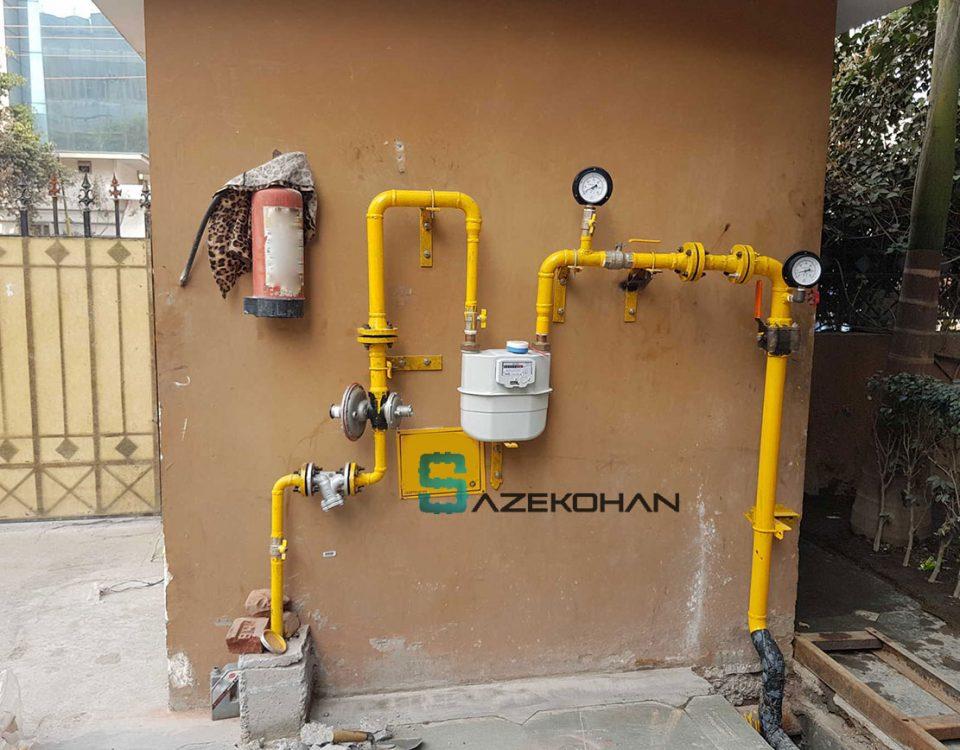 ایستگاه های فشار قوی - ایستگاه های فشار قوی گاز 2