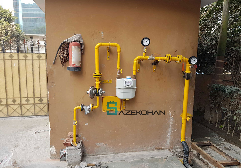 ایستگاه های فشار قوی گاز 2