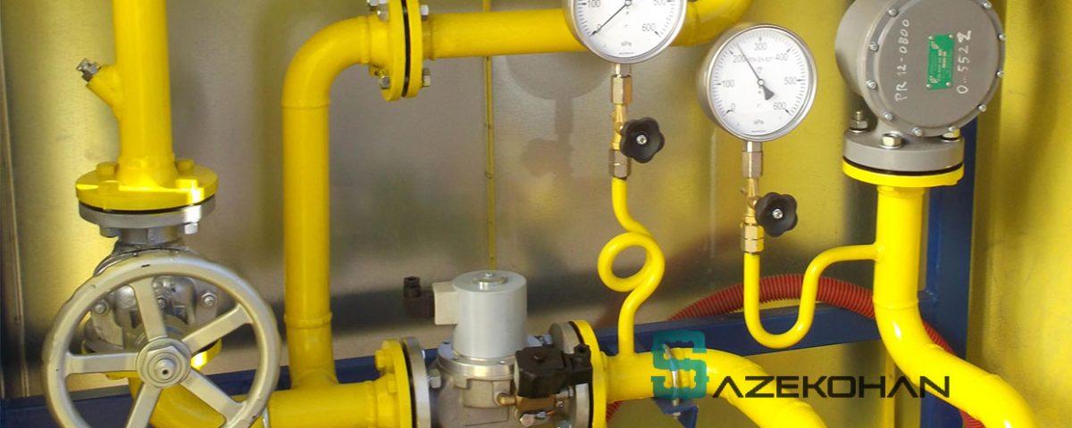ایستگاه های فشار قوی - ایستگاه های فشار قوی گاز 1