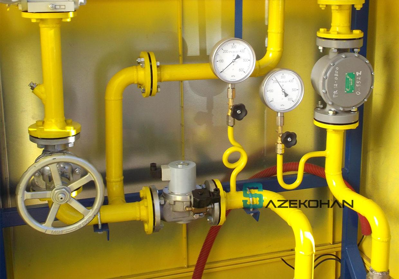 ایستگاه های فشار قوی گاز 1