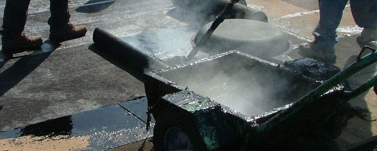 لوله کشی گاز صنعتی ساختمان خانگی - 11 - اجرا عایق کاری و ایزوگام