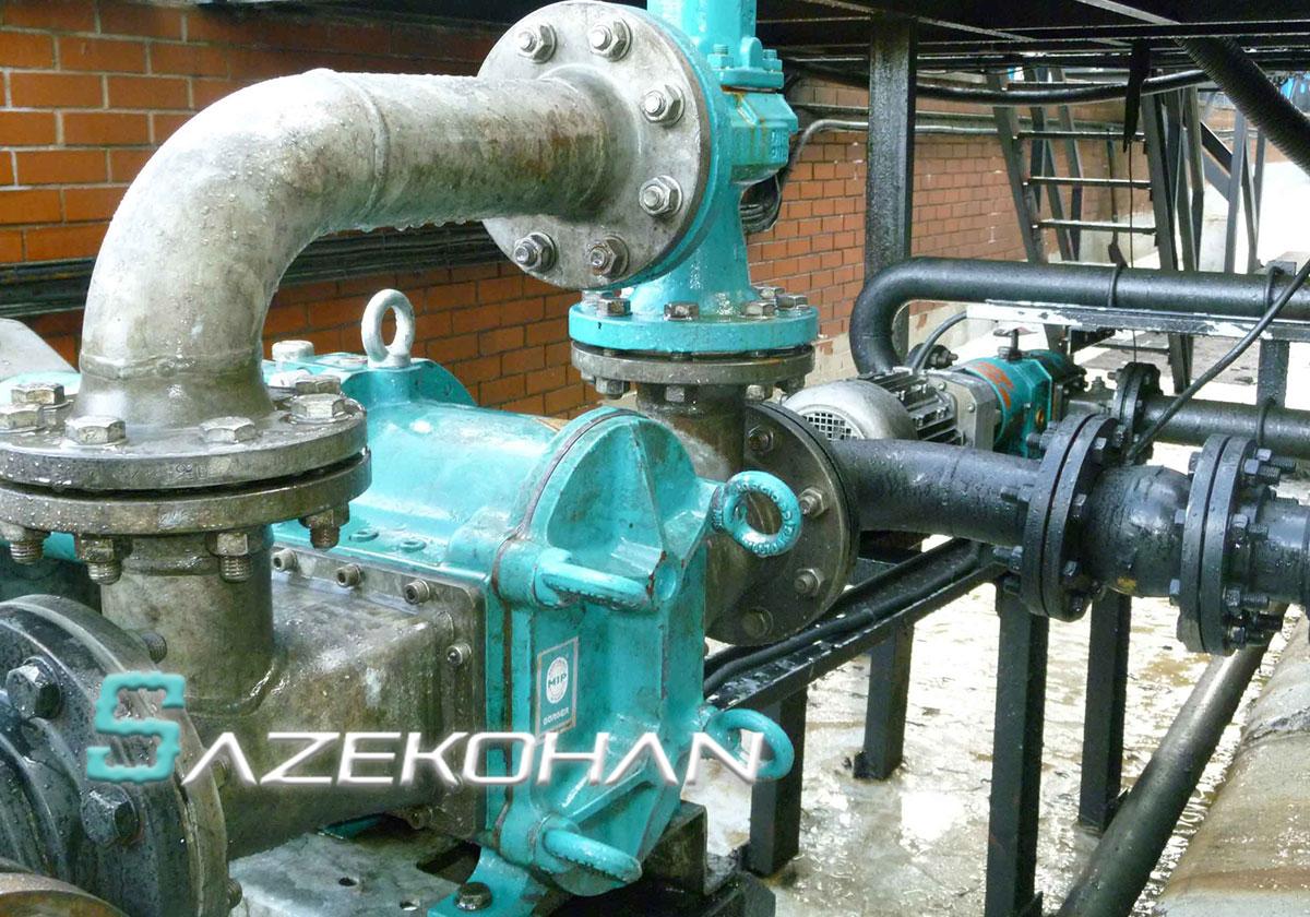 سرویس و پشتیبانی تاسیسات شوفاژ و موتورخانه