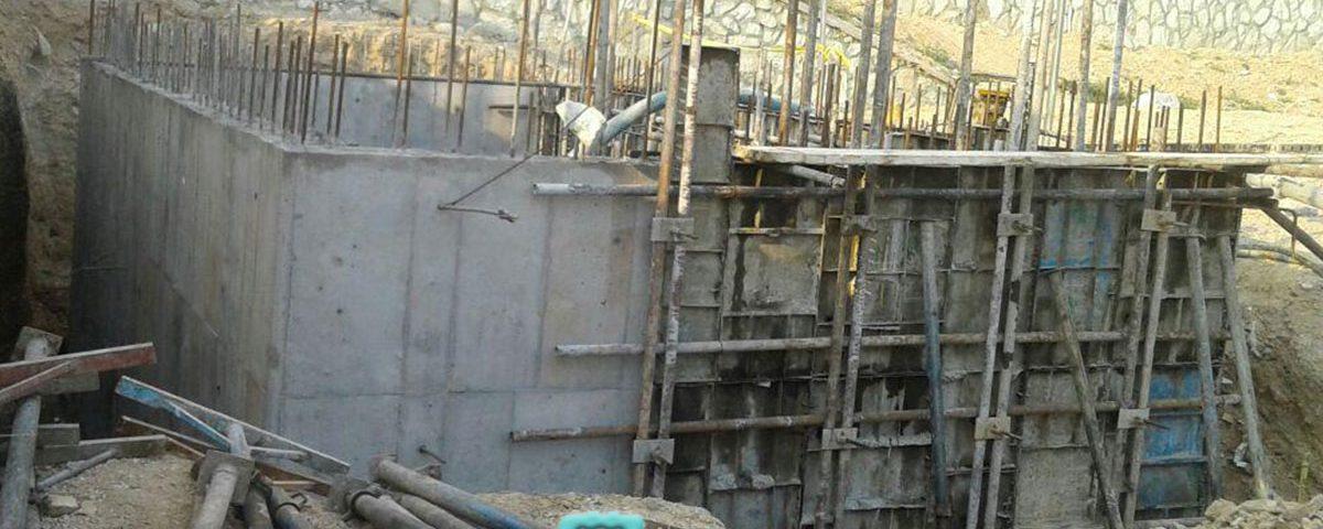 لوله کشی گاز صنعتی ساختمان خانگی - 14 - اجرا ایستگاه های فشار وشبکه های شهری و بین شهری