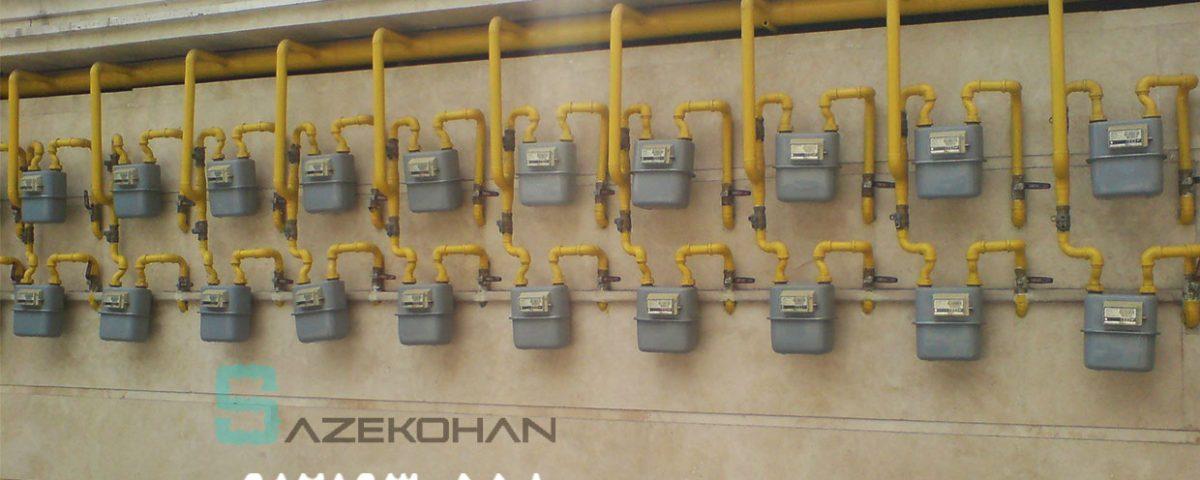 گازرسانی اداری و خانگی - گازرسانی اداری و خانگی 5