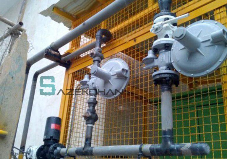لوله کشی گاز 14 - لوله کشی گاز - لوله کشی صنعتی - تاسیسات ساختمان - لوله کشی گاز - لوله کشی ساختمان