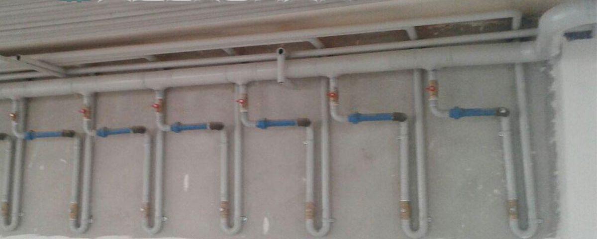 لوله کشی گاز صنعتی ساختمان خانگی - 3 - استاندارد لوله کشی گاز ساختمان