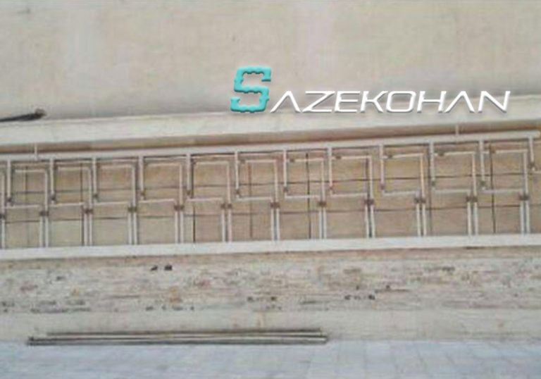 لوله کشی گاز خانگی - لوله کشی ساختمان - تاسیسات ساختمان - تاسیسات گاز - لوله کشی صنعتی -1
