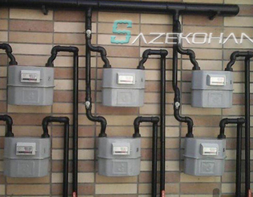 لوله کشی گاز - لوله کشی ساختمان - تاسیسات ساختمان - تاسیسات گاز - لوله کشی صنعتی خانگی -3