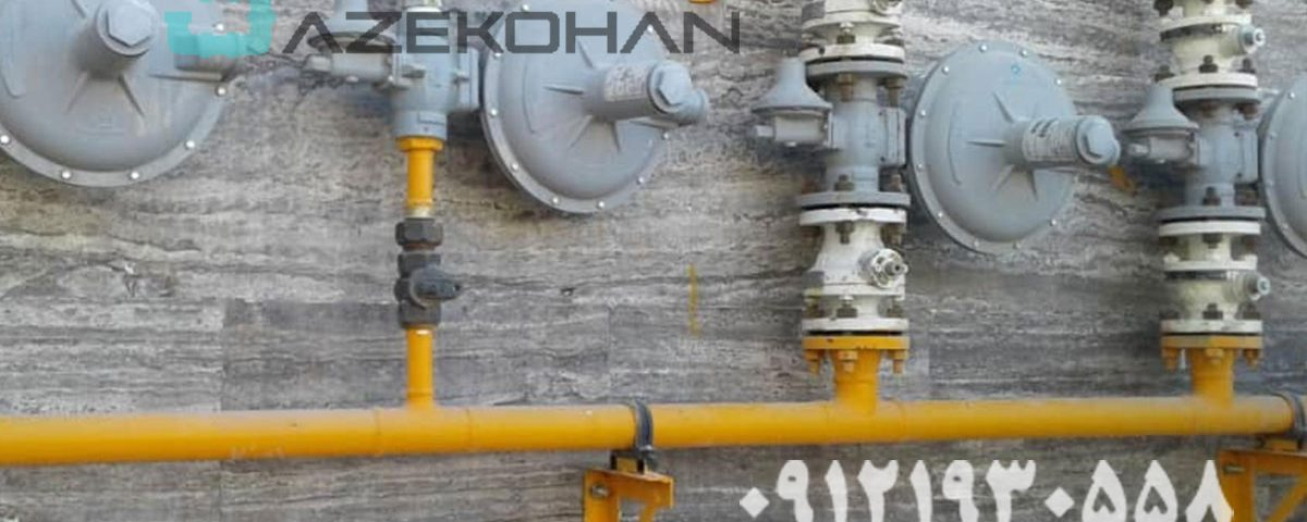 لوله کشی گاز 19 - لوله کشی گاز تجاری - لوله کشی گاز بانک پاسارگاد